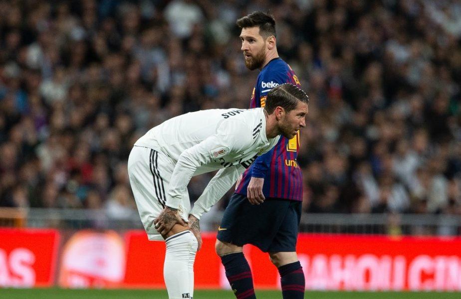 Messi și Ramos, încă o bornă în istoria fotbalului spaniol! Performanța etapei în La Liga