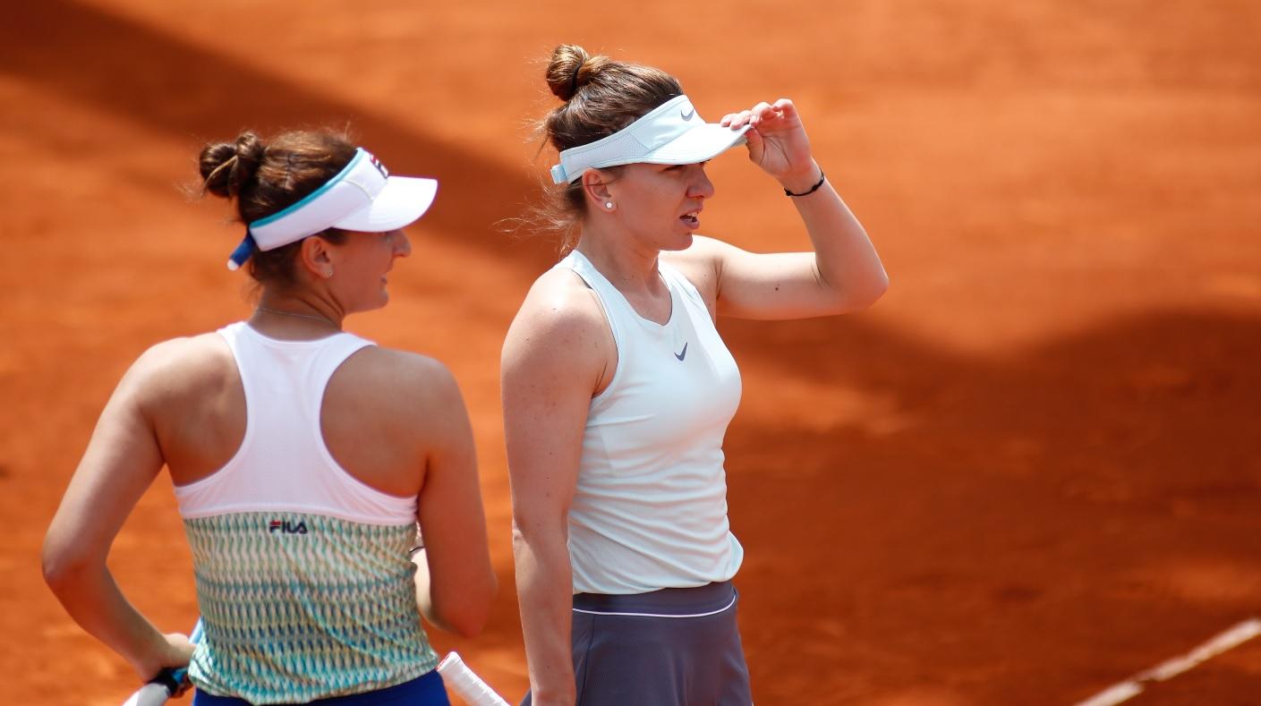 Simona Halep – Irina Begu Roland Garros 2020 | Meciul 8 dintre cele două românce se va disputa miercuri