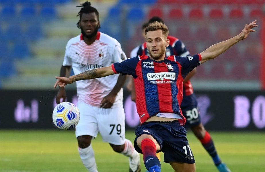 Denis Drăguș, notat de Gazzetta dello Sport după meciul cu AC Milan. Ce au scris italienii