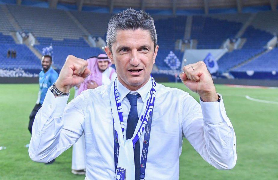 """Răzvan Lucescu se implică în conflictul dintre CSA şi Gigi Becali! Antrenorul are o mare dorinţă: """"Vreau FCSB să fie Steaua!"""""""