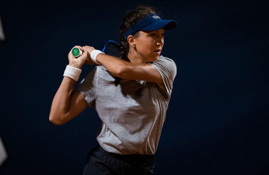 Patricia Ţig, victorie în primul tur la Roland Garros. Românca a câştigat un meci de mare luptă!