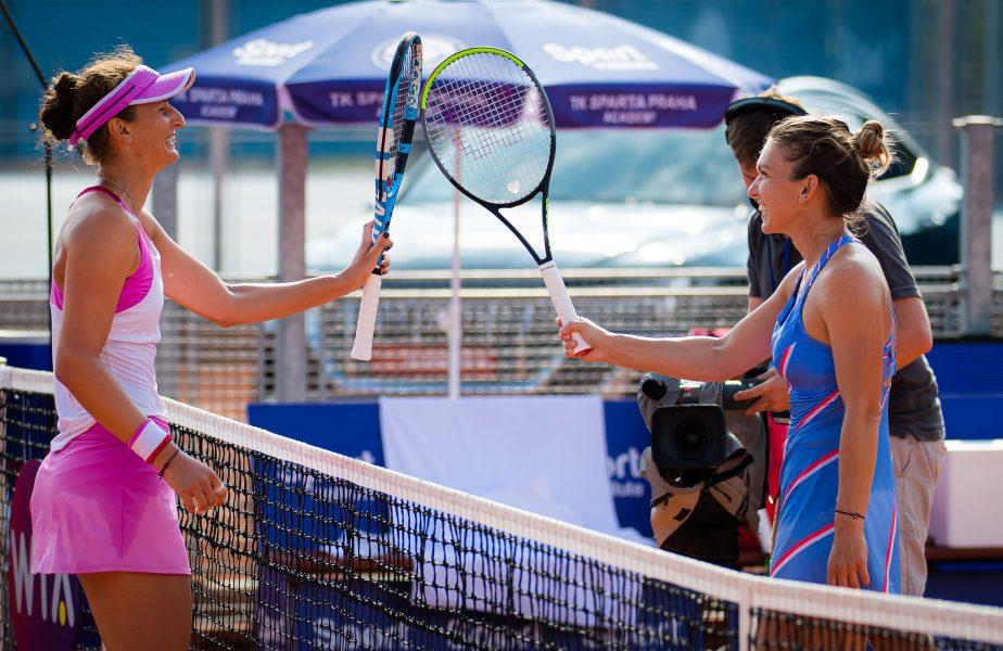 Organizatorii de la Roland Garros au anunţat când se joacă Simona Halep – Irina Begu