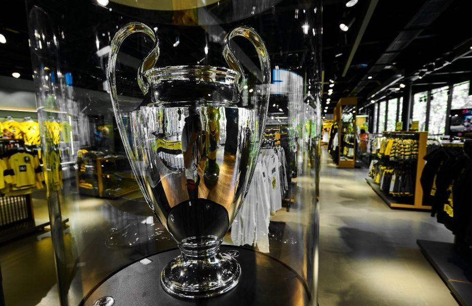 S-au tras la sorţi grupele Champions League. Primul mare şoc: duel Messi – Ronaldo. Lucescu e în grupă cu ei