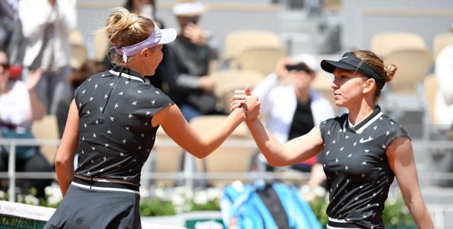 Simona Halep – Amanda Anisimova Roland Garros 2020! Şansa revanşei după surpriza uriaşă de anul trecut
