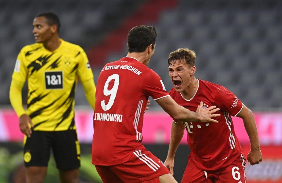Asta da hegemonie! Bayern mătură tot! A câştigat Supercupa Germaniei, după un gol marcat în stilul lui Marius Lăcătuş
