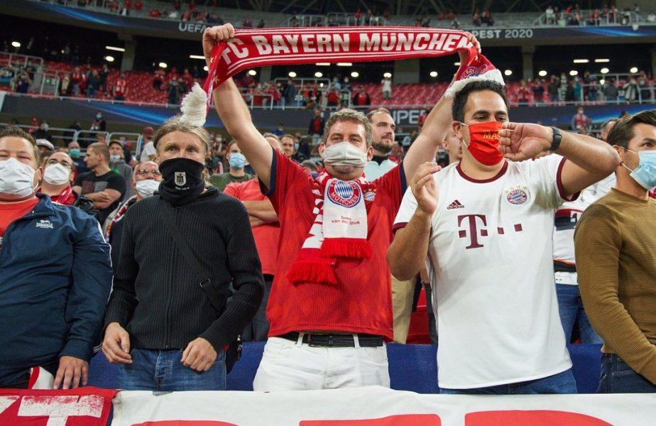 Fanii revin pe stadioane la meciurile din Champions League. Decizia luată de UEFA care deja face valuri în Europa