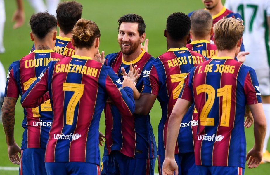OFICIAL | Barcelona a semnat cu jucătorul pentru care a insistat Ronald Koeman. Clauză de reziliere de 400 de milioane de euro