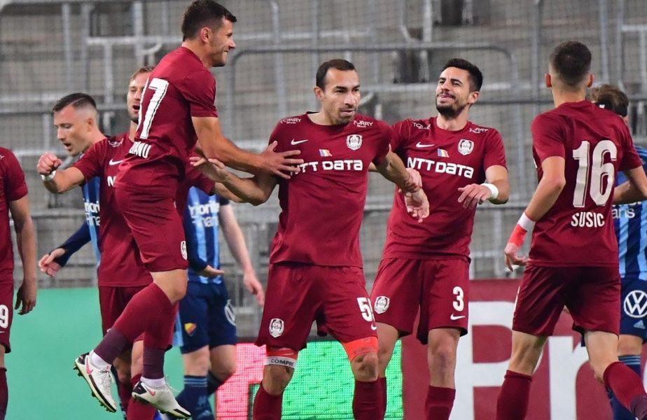 CFR Cluj şi-a aflat programul din grupele Europa League. Drumul campioanei din Liga 1 începe în Bulgaria