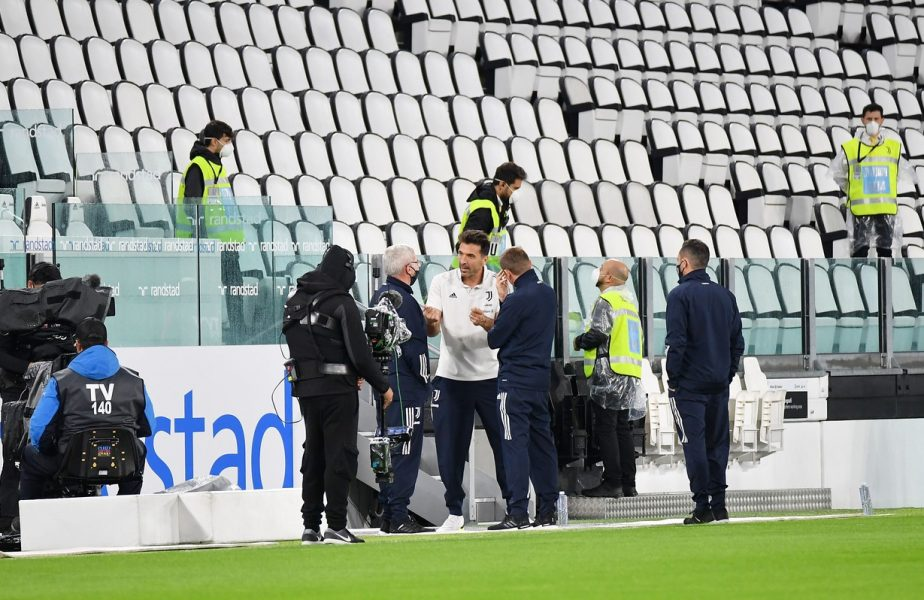 """Scandal URIAŞ în Italia! Napoli, oprită de autorităţi să se prezinte la derby-ul cu Juventus. Campioana, victorie la """"masa verde"""""""