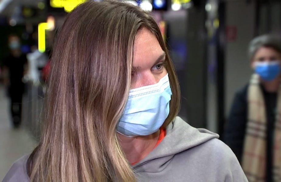 """A venit vacanţa cu avionul din Franţa! Simona Halep a revenit în România, după ce şi-a făcut toate poftele: """"O să mai mănânc şi acum!"""" Ce a spus de eliminare"""