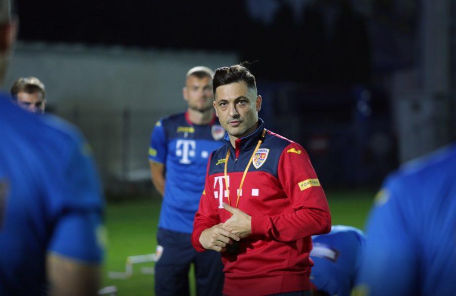 FOTO | Rădoi nu glumește! România se duce la atac în Islanda! Ce au făcut tricolorii la antrenamentul din această seară