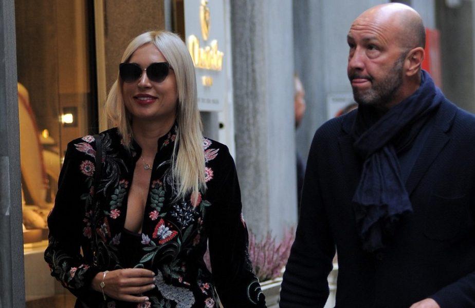 """Walter Zenga divorţează de Raluca. """"Nu o mai recunosc pe femeia care mi-a stat alături timp de 14 ani"""""""