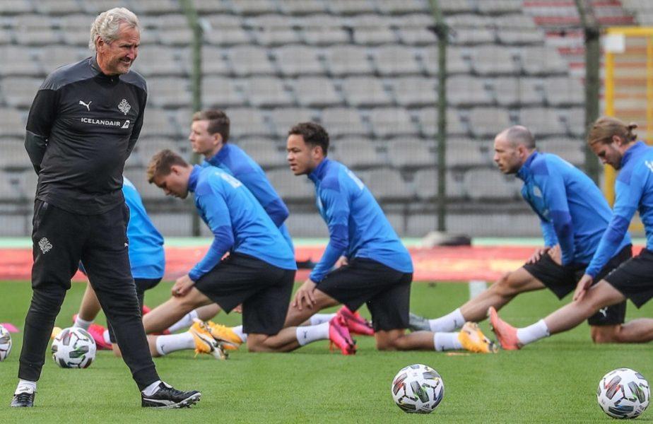 """""""Este un duel de milioane de euro"""". Disputarea meciului dintre Islanda şi România se decide la cel mai înalt nivel. Mesajul prim-ministrului"""