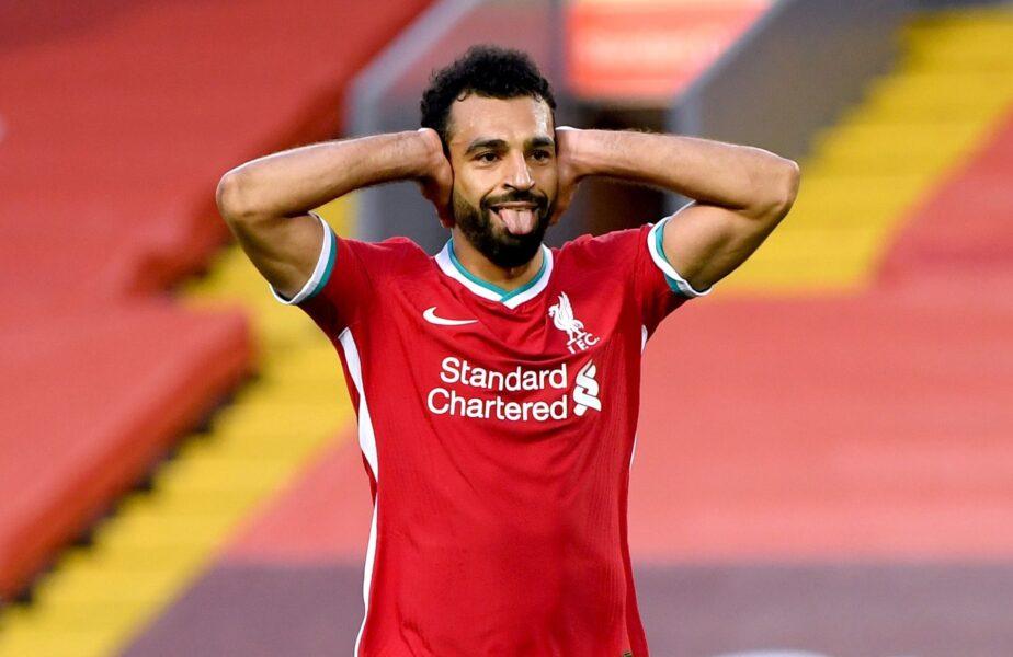 """Mo Salah a apărat un sărman. """"Lăsați-l în pace! Peste ani, așa puteți fi și voi!"""""""