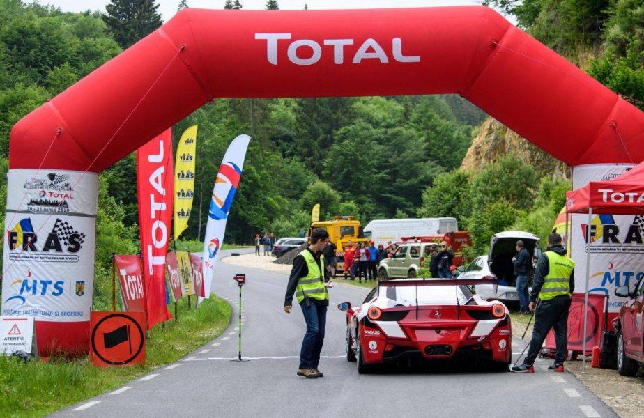 Eveniment spectaculos în Poiana Brașov cu monoposturi, Ferrari și Nissan GTR la start