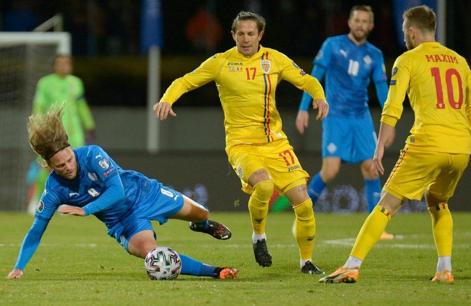 Islanda – România 2-1. Coşmarul nordic! Ratăm Europeanul pe care îl organizăm chiar noi. Prestaţie modestă a tricolorilor