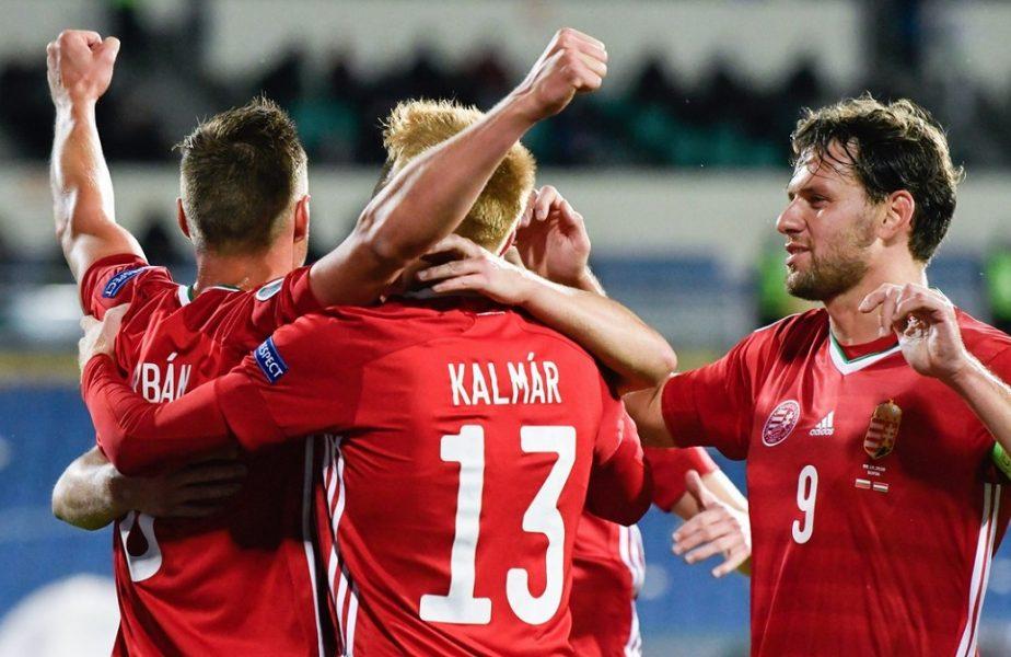 Ce șansă ratată de România! Islanda, finală cu Ungaria pentru Euro. Maghiarii au învins Bulgaria. Toate rezultatele din meciurile de baraj