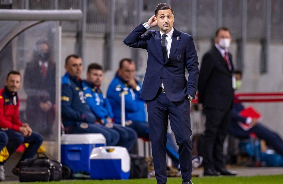 """Mirel Rădoi face scut în jurul jucătorilor. """"Eu sunt vinovatul, e o ruşine că nu ne-am calificat!"""". Ce îşi reproşează selecţionerul României şi cum explică deciziile luate în timpul meciului cu Islanda"""