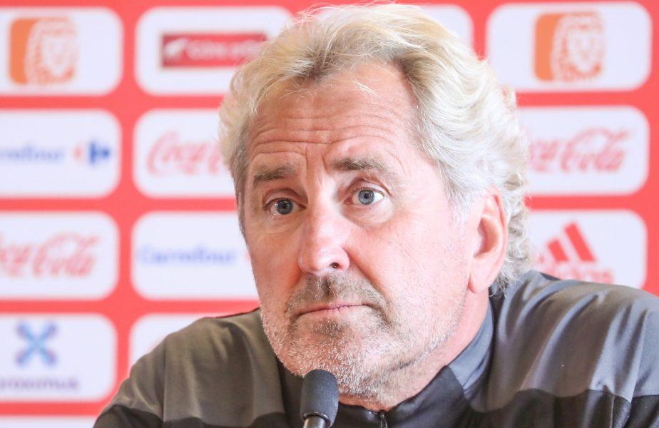Islanda – România 2-1 | Ce a putut spune selecţionerul Erik Hamren despre penalty-ul cerut de toată România, pe finalul meciului
