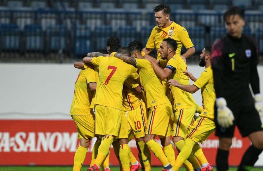 Ucraina U21 – România U21 1-0. Ce hoție! Jucătorii U21 pierd în Ucraina după o simulare grosolană. Eroare colosală de arbitraj