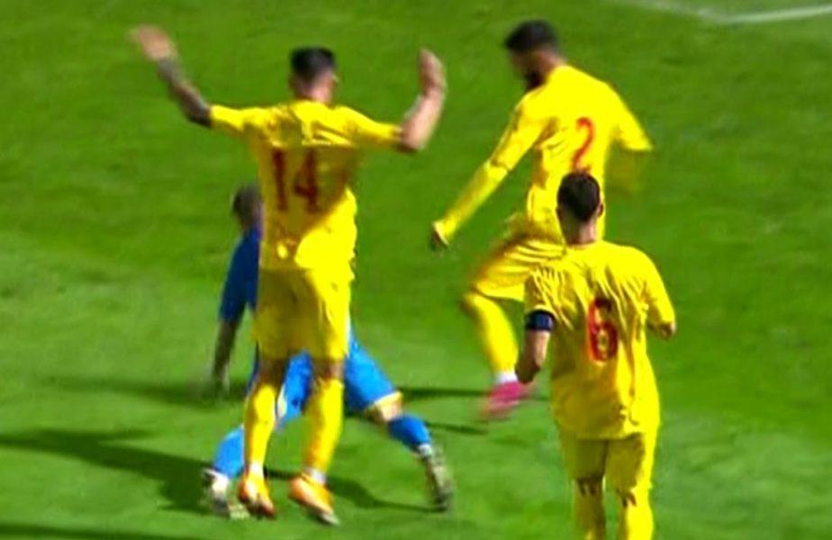 """Ne-a lăsat muți! Gafa uluitoare a arbitrului a decis meciul din Ucraina: """"Așa simulare nu am mai văzut de mult"""""""