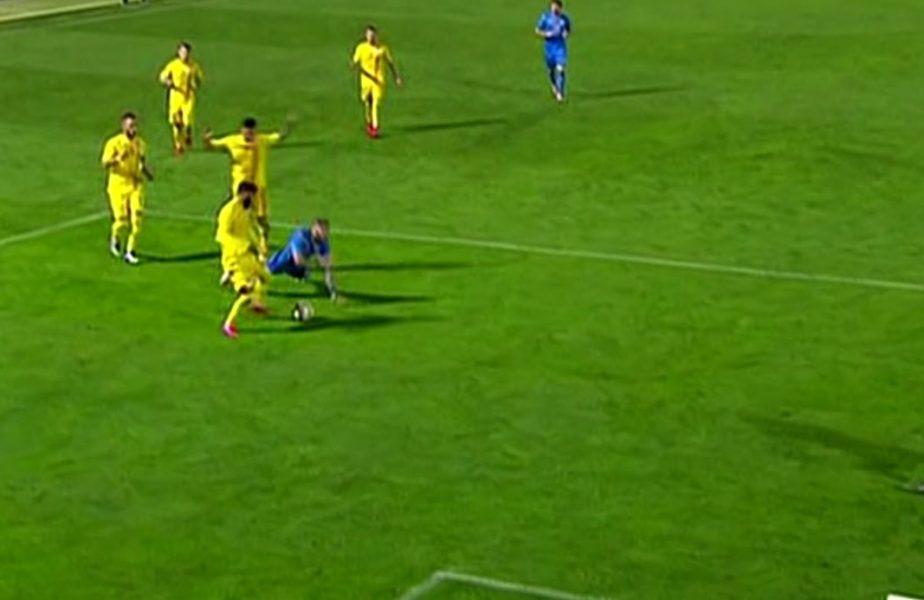 """Ucrainenii s-au crucit când au văzut că au primit penalty: """"Jucătorul lor a spus că nici măcar nu l-a atins"""""""