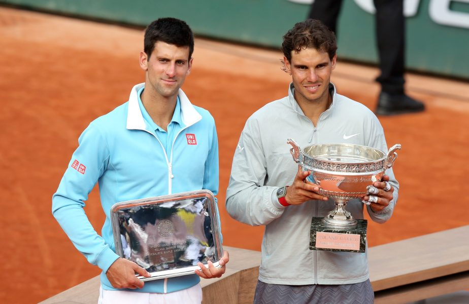 S-au întors monștrii! Rafael Nadal – Novak Djokovic, marea finală de la Roland Garros. Sârbul, semifinală epică cu Tsitsipas