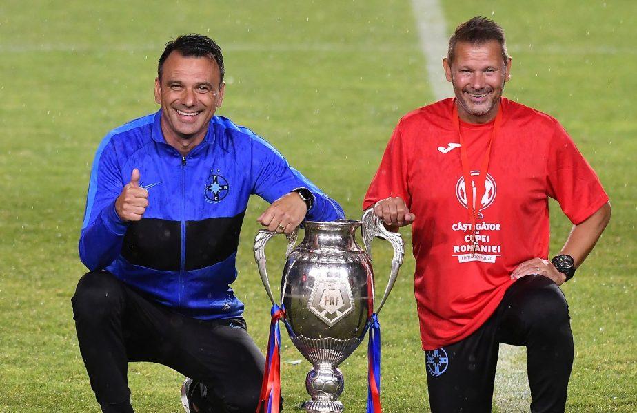 FCSB pregătește războaiele pentru supremație în Liga 1! Decizia luată de Petrea și Neubert