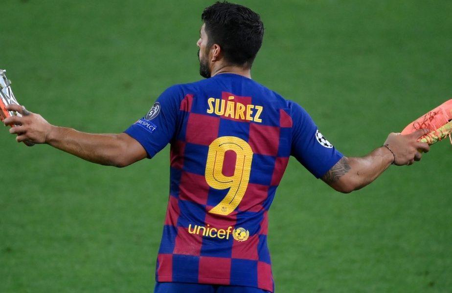"""Suarez acuză! """"Directorii nu m-au mai vrut la Barcelona pentru că eram prietenul lui Messi!"""" Un nou atac la conducerea catalanilor"""