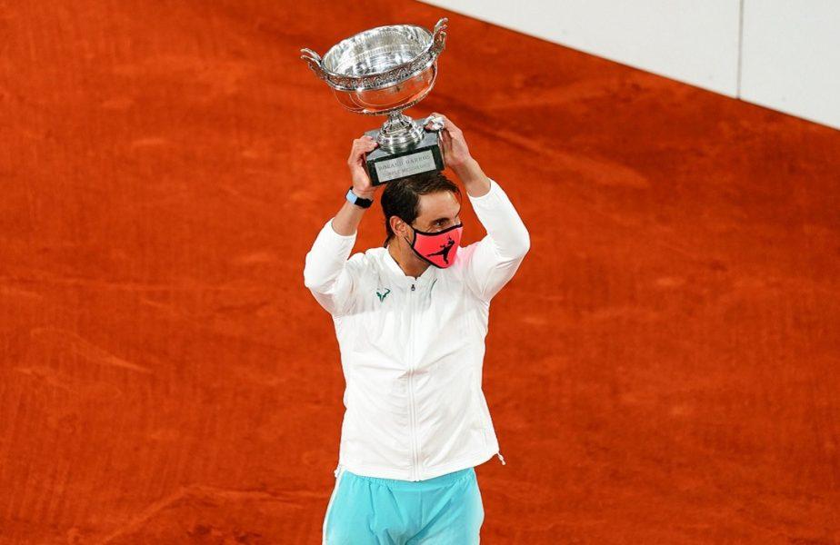 """13 cu noroc pentru Rafael Nadal. Ibericul este campionul suprem de la Roland Garros! """"Este mai mult decât un vis!"""""""