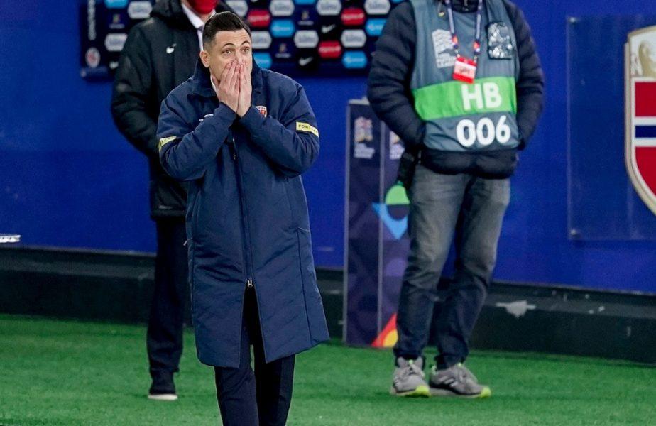 Norvegia – România 4-0. În ultimul HAAL(AND)! Tricolorii au fost făcuți șah-mat de starul lui Dortmund. Octombrie de coșmar pentru Rădoi