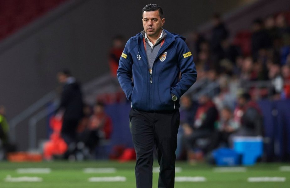 """""""Nu avem jucători la nivel ridicat"""". Cosmin Contra i-a luat la țintă pe tricolori. Ce a spus despre Mirel Rădoi"""