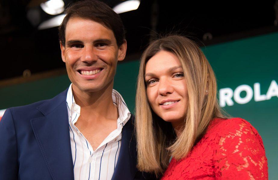 """""""Ești cel mai bun pe care l-am văzut vreodată!"""" Simona Halep, mesaj superb pentru Rafael Nadal după victoria de la Roland Garros"""