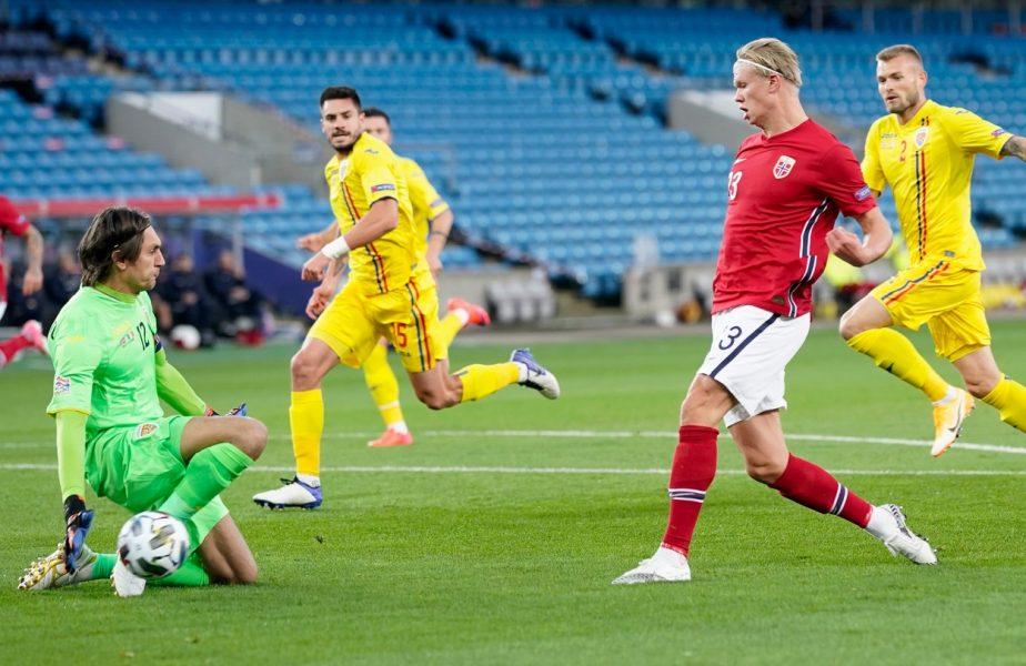 """Umilința din Norvegia putea fi mai mare: """"Puteam să luăm 11-1. Tătăruşanu a apărat 5 goluri ca şi făcute"""""""