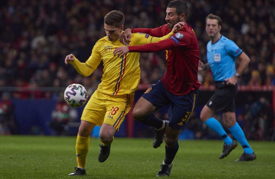 """Tricolorii își fac mea-culpa după ultimele meciuri și vor să-și spele păcatele. Mesajul lui Răzvan Marin: """"Nu mai suntem tineri să spunem că nu facem față"""""""