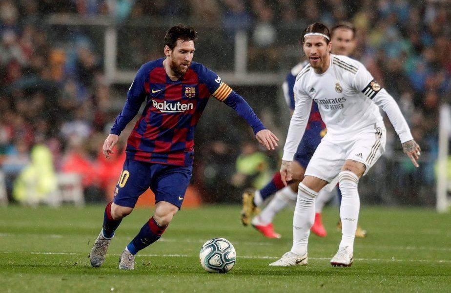 OFICIAL | S-a decis când se va disputa primul El Clasico din noul sezon. Barcelona și Real Madrid se duelează la o oră surprinzătoare