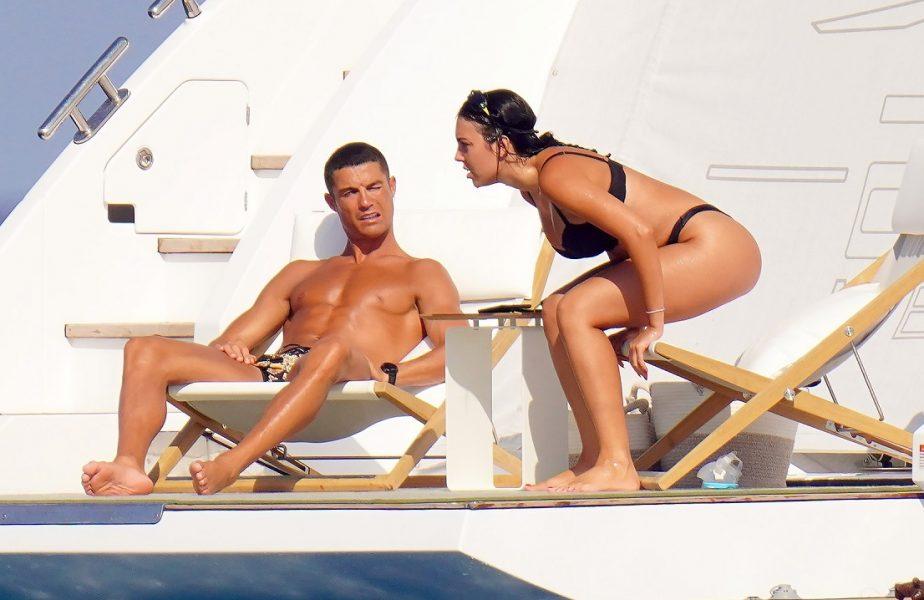 Georgina Rodriguez, prima reacție după ce Ronaldo a intrat în izolare. Și mama portughezului i-a transmis un mesaj emoționant