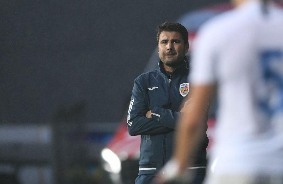 Reacția lui Mutu după succesul cu Malta! Ce i-a transmis lui Stoichiță! Selecționerul U21 va rămâne în izolare