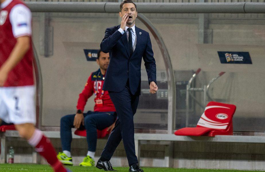 România – Austria 0-1. Octombrie negru pentru naționala lui Rădoi. Schoph(urară) iară! Procentaj maxim la înfrângeri: 3 din 3