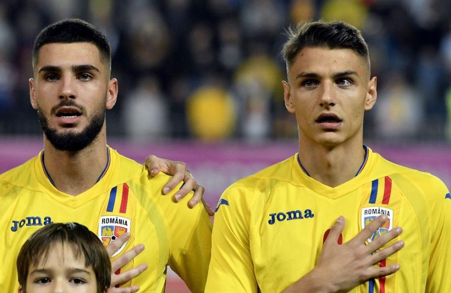 News Alert | Probleme mari la România U21! Jucătorul căruia i s-a făcut rău şi are simptome de Covid-19