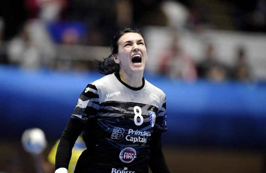 She's back! Cristina Neagu se întoarce la antrenamente. Ce le-a transmis fanilor cea mai bună handbalistă a lumii