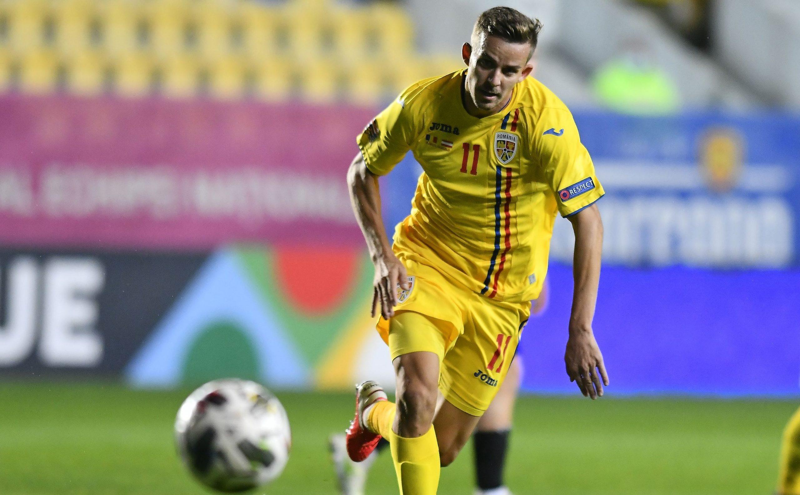 Nicuşor Bancu, OUT de la naţională! Mirel Rădoi l-a înlocuit de urgenţă cu un campion de la CFR Cluj. Cum arată lotul pentru amicalele cu Georgia şi Anglia