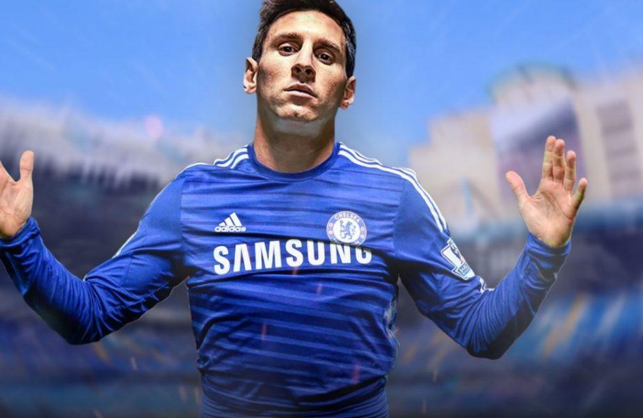 """Messi la Chelsea, pentru 250.000.000 euro. """"Cel mai mare transfer necunoscut din istorie"""""""