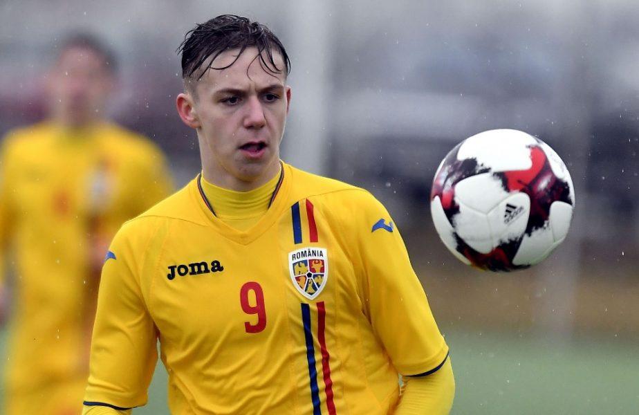 Louis Munteanu, testat pozitiv cu Covid-19 după revenirea de la naţionala U21. Anunţul oficial făcut de Fiorentina
