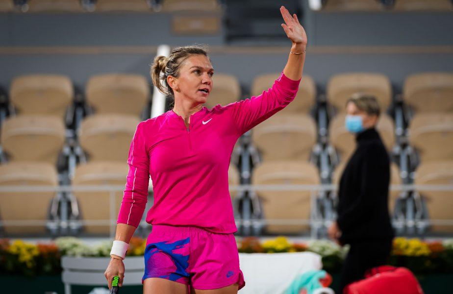 Simona Halep, premiată de WTA. Este pentru prima dată în carieră când i se întâmplă asta. Reacția savuroasă a româncei