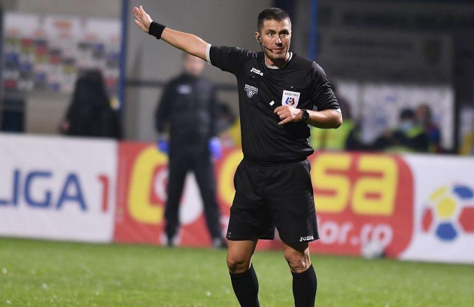 """""""Cojocaru era depășit, nu știa ce să facă"""". Arbitrul, acuzat că a ajutat-o pe FCSB. Mihai Stoica a dat dovadă de fair-play!"""