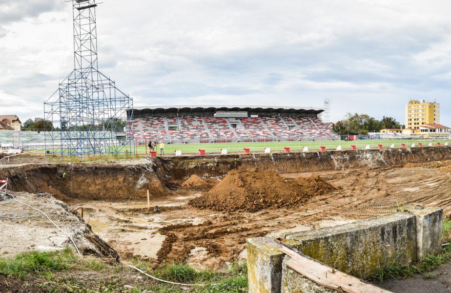 """Cum se construiește noul stadion """"high-tech"""" din România! Scanări 3D și teste în tuneluri de vânt din Germania"""