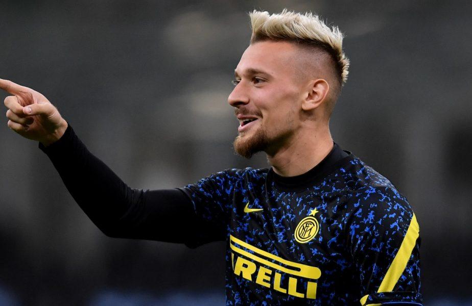 Veste teribilă pentru Ionuţ Radu! Antonio Conte l-a exclus de pe lista de UEFA pentru Champions League