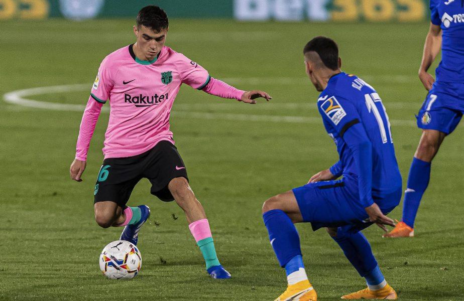 Barcelona – Ferencvaros 5-1. Cine este Pedri, puştiul de 17 ani care a marcat pentru Barcelona