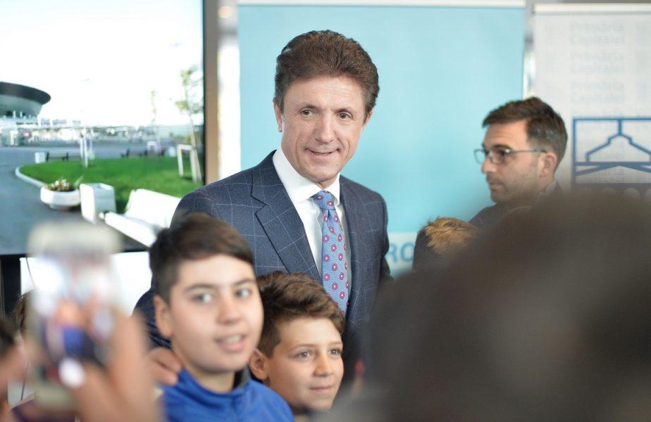 Gică Popescu a dezvăluit câți bani au copiii lui în conturi. Salariu infim cu care își plătește fiul. Cum o pedepsește pe Maria
